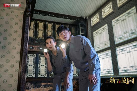 《上新了·故宫》预告曝光 邓伦周一围解锁乾隆秘密