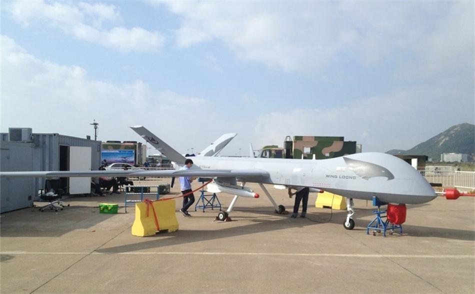 翼龙2无人机:作战能力首屈一指 装备性能世界一流