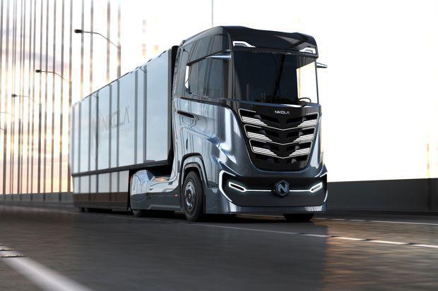 美卡车初创企业Nokola发布第三款氢能源电动卡车