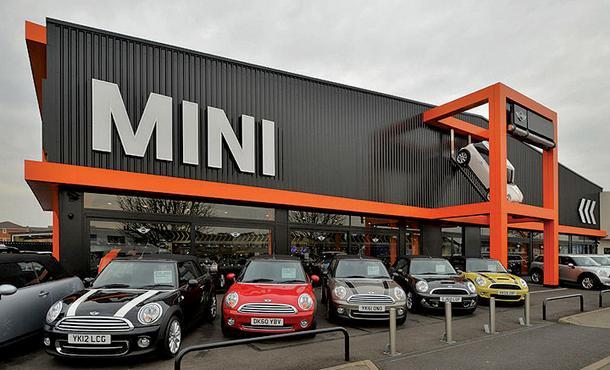 销量低迷 Mini在北美或将纳入宝马品牌经销商体系