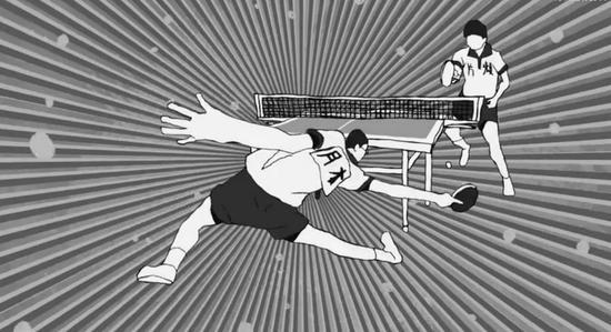 不放魔法不搓大招不讲鬼故事……日本这部非主流神作曾把中国乒乓描绘成神