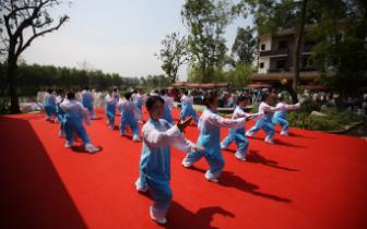 想学这些中国传统功夫吗 杭州市武协正在力推太极推手、中国式摔跤