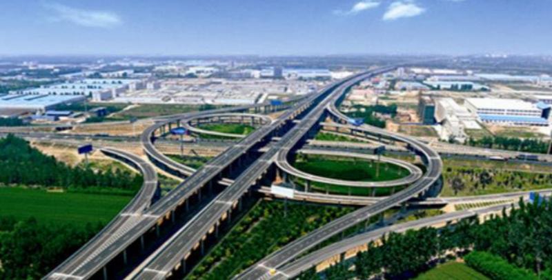 西中环南延工程晋祠公园段具备通车条件