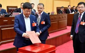 第十五届人民代表大会任命刘忻为长春市代理市长