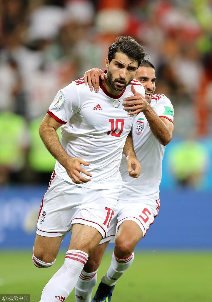 立竿见影签约:伊朗国脚加盟英冠队3小时后 登场首秀