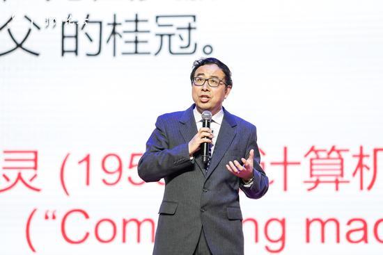 清华大学社会科学学院院长、心理学系主任彭凯平