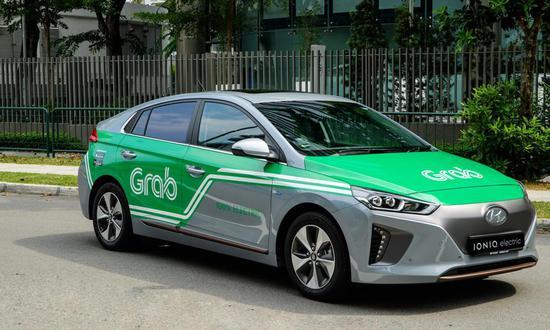 现代汽车2.5亿美元投资东南亚网约车公司Grab