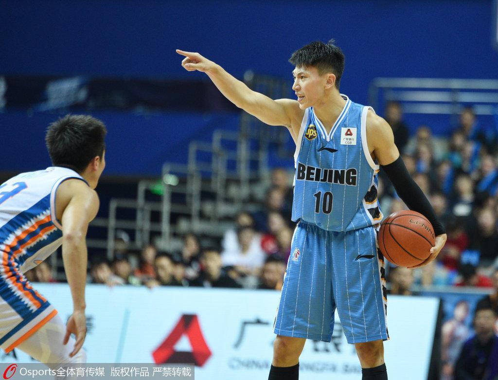 刘晓宇:对阵上海必须限制住弗神 允许他队友得分