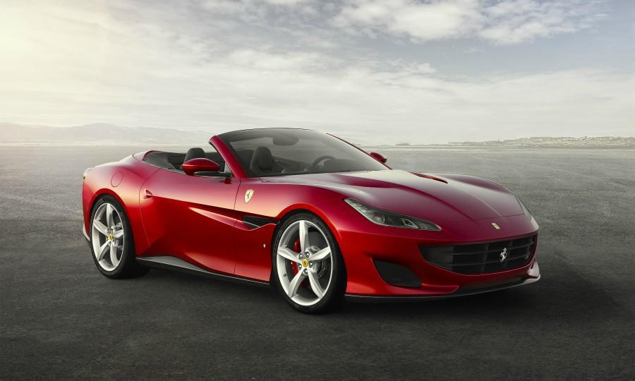 V8车型销量迅猛 法拉利三季度利润上涨4.7%