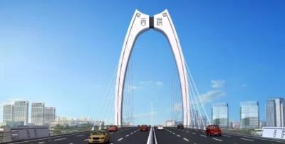 西洪大桥要来了!未来江北和鄞州只距4.5千米