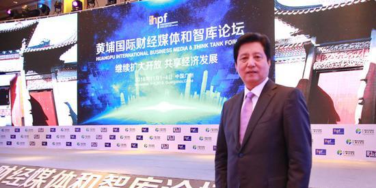 郭晓勇:媒体在国际上要勇担使命 发出