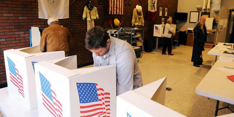 美国举行2018年中期选举