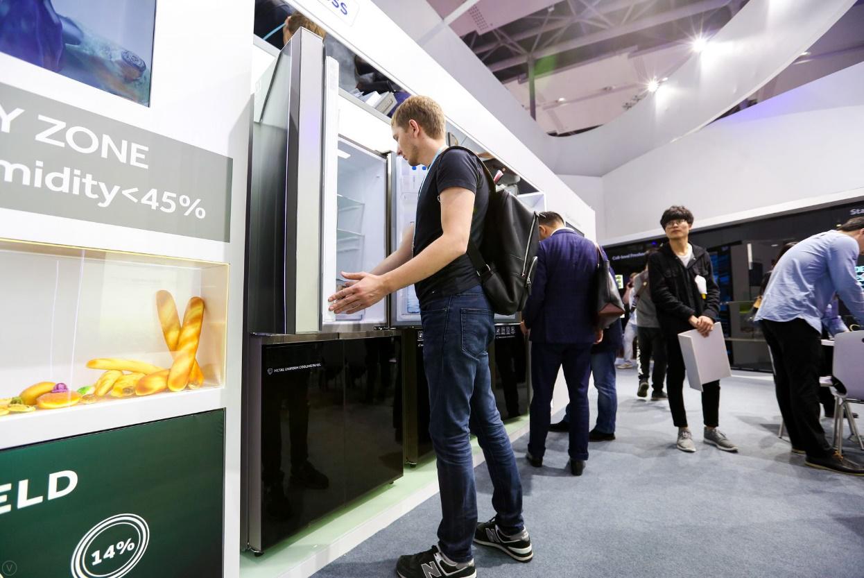 海尔冰箱高端逆势增长年累增幅为行业2倍