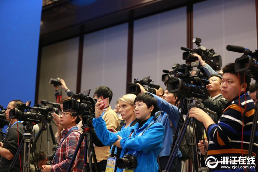第五届世界互联网大会在乌镇开幕