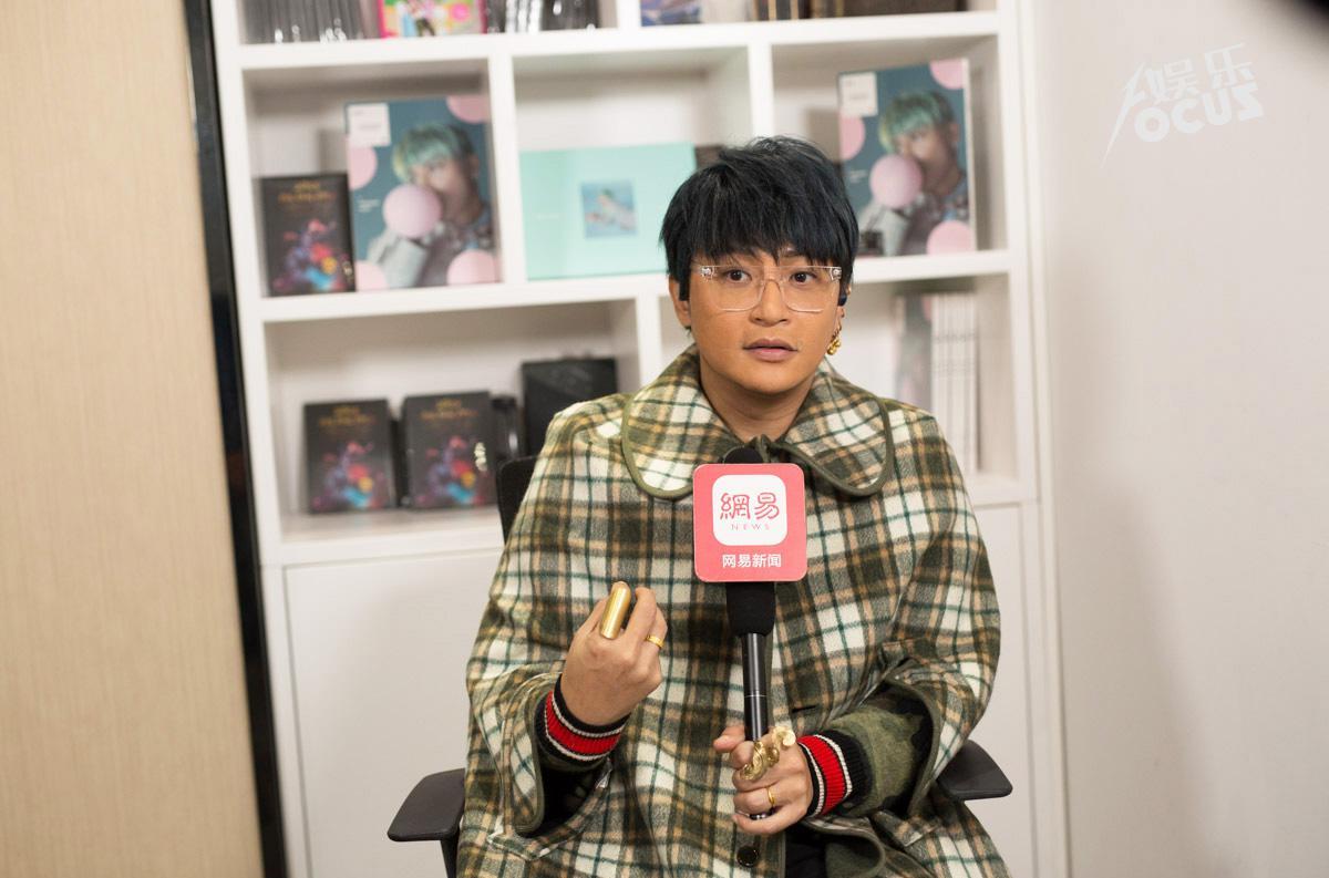 专访|陈志朋:我很朴素 不要被造型妖魔化