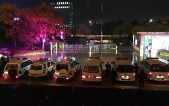 浦江法院雨夜大行动!强制传唤29人,拘留10人