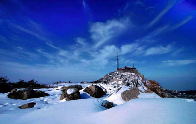 今日立冬 恭喜山东喜提第一场雪!
