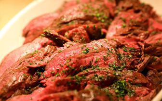 百名沪上餐饮人共同品鉴阿根廷牛肉