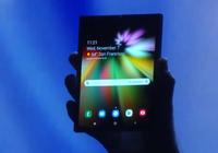 三星推可折叠手机:屏幕展开7.3英寸 上市时间未