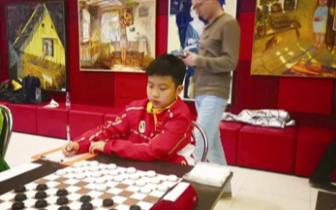 温州10岁小将斩获国跳世界冠军