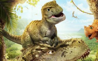 浓浓父子情 欢乐大冒险 《恐龙王》11月10日上映
