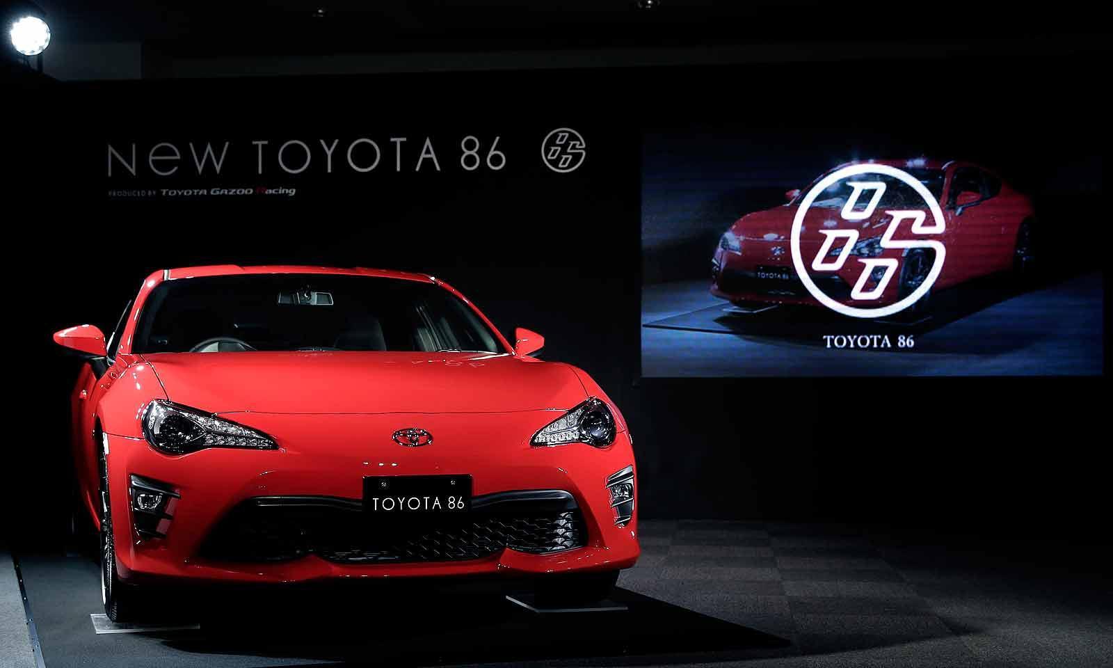 丰田:为进一步提升利润 86等多车型或在北美被砍