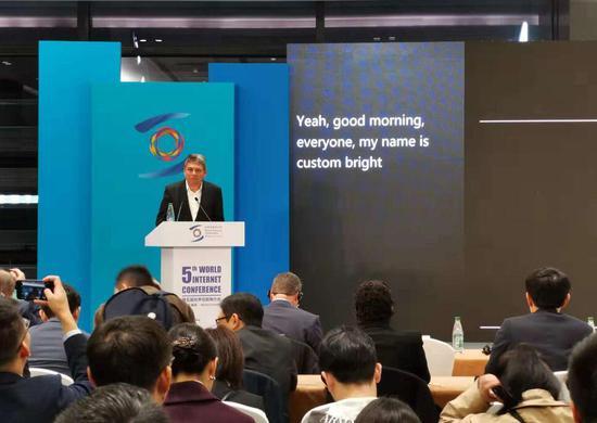 拜腾CEO毕福康:智能电动汽车将带来商业模式巨变【