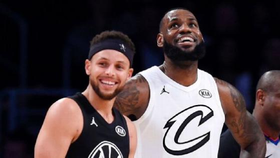 NBA确定今年直播全明星选人 詹皇:让我们拭目以待