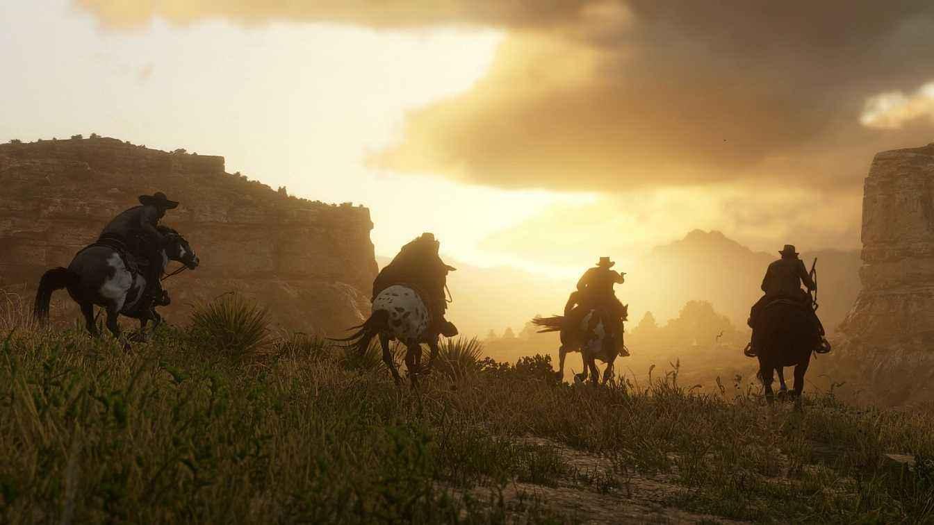 爱玩游戏早报:《荒野大镖客2》8天出货量达1700万 《GTA5》销量破亿