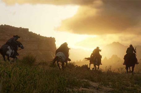 《荒野大镖客2》8天出货量达1700万 《GTA5》销量破亿