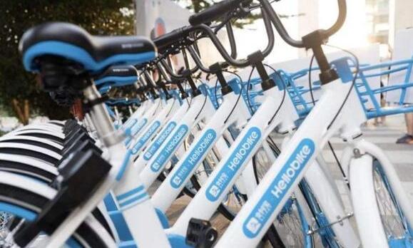外媒:软银与共享单车哈啰出行正商讨投资事项