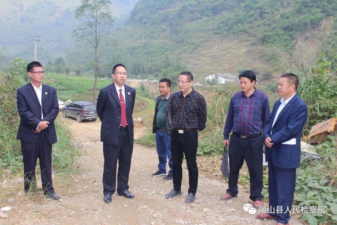 凤山 公益诉讼专项监督 保障绿色生态环境