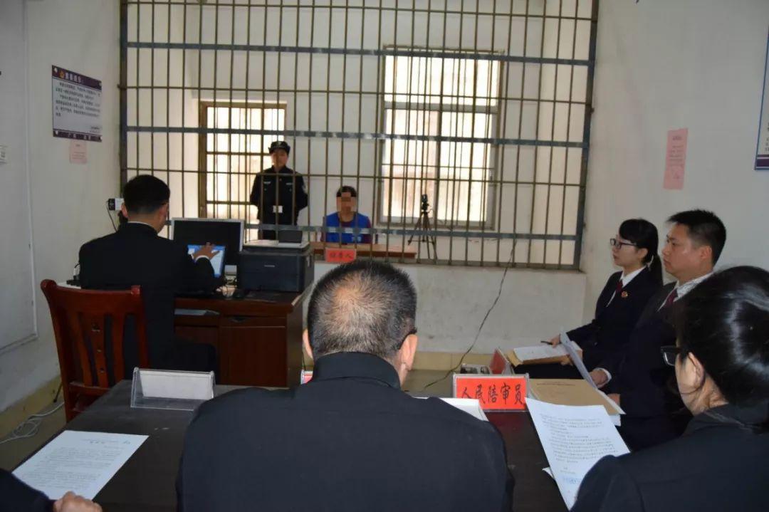 南丹检察院依法对县纪委监察委移送案件支持公诉