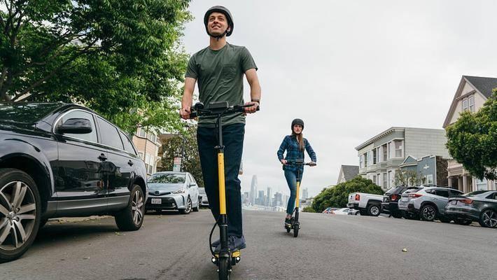 建生态? 福特4000万美元收购电动滑板车公司Spin