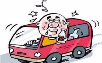 南昌一司机酒后车停路中睡大觉 拘役两个月罚1.5万