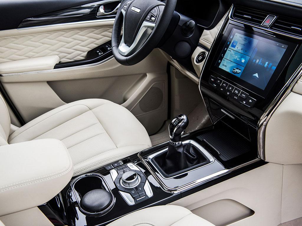共推5款车 欧尚COSMOS将于11月16日预售
