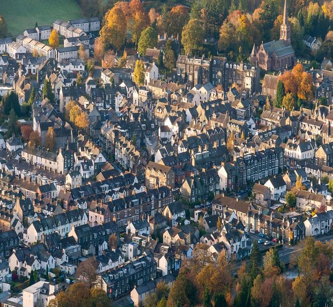英国20大城市房价增幅放缓