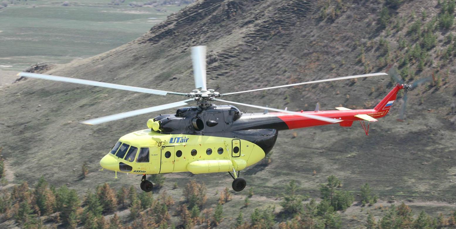 俄罗斯一架米-8直升机硬着陆致1人死亡