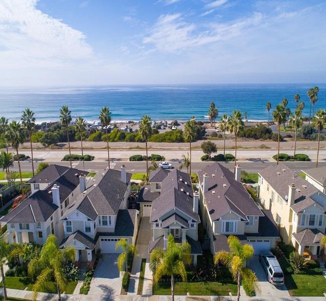 加州圣地亚哥九月房屋销量大跌