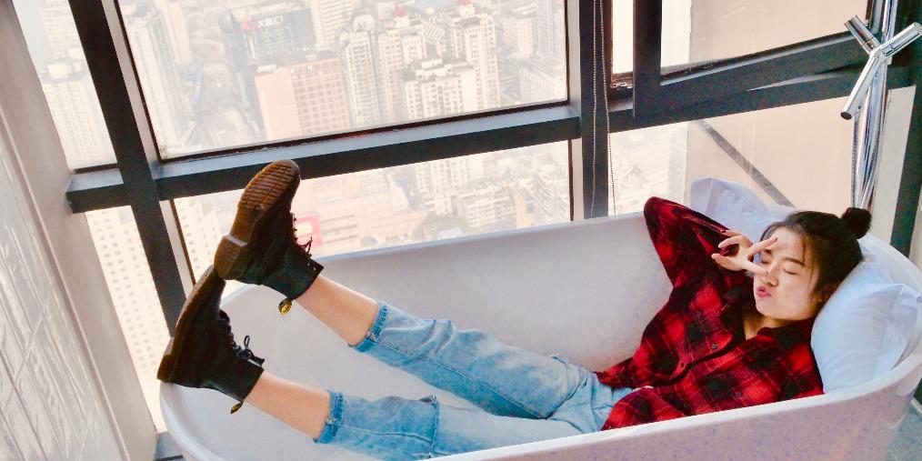 不在香港 遇见NOVA——高空全江景设计型酒店