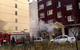 私拉电线给电动车充电引起火灾 南昌一男子被拘10日