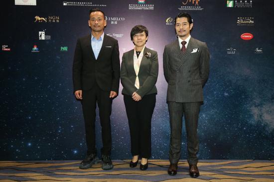 郭富城出任澳门国际影展明星大使 称未来想做导演