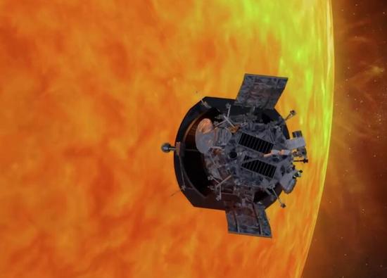 与太阳亲密接触后,帕克探测器传回信号:我很好
