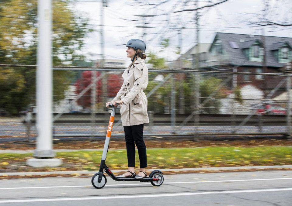 提供多样化出行选择 福特收购电动滑板车共享公司