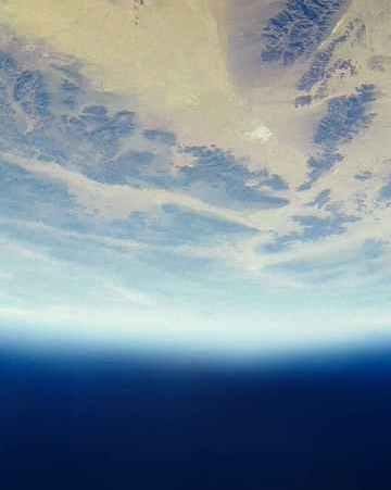 环保举措生效了?南极臭氧空洞正愈合