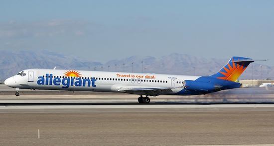 运行16年之后 忠实航空即将与MD-80机队说再见