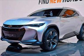 雪佛兰将发布全新SUV概念车