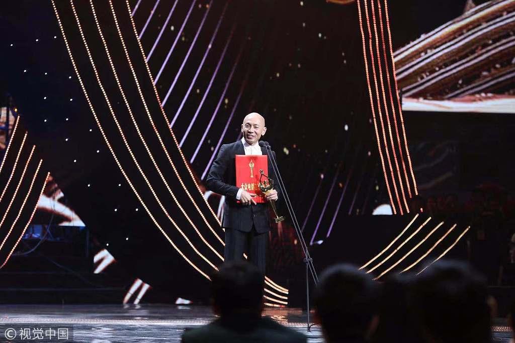 林超贤凭《红海行动》获金鸡百花奖最佳导演