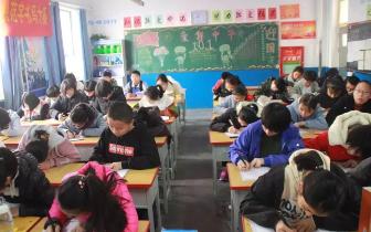 """栾城区""""熙湖·时代杯""""中小学生规范字书写大赛决赛落幕"""