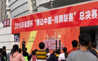 中国排舞新视野 国际排舞大师训练营今日在滨江体育馆举行